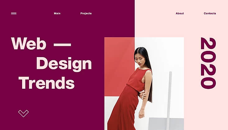 Web Design Trends for 2020
